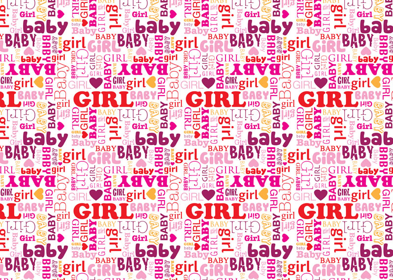 Pollywiggles Gift Wrap For Girls Assorted Baby City