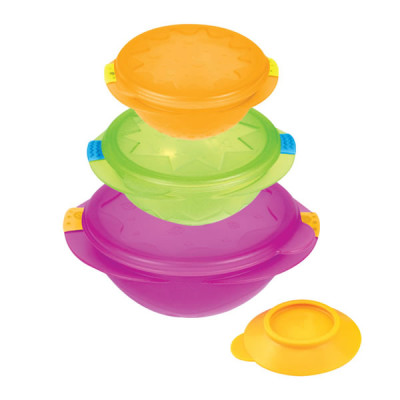Sassy Snack Bowl Set