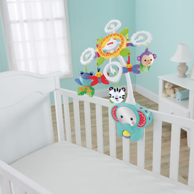 Fisher Price Crib to Floor Mobile