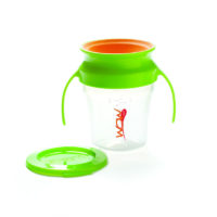 Wow Baby Cup 207ml - Green