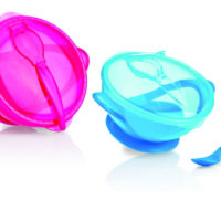 Nuby Suction Bowl & Spoon