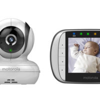 Motorola Remote Wireless Video Monitor MBP36S