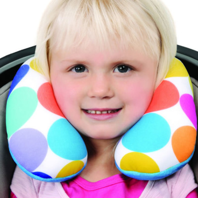 Snuggletime Microbead Toddler Head Cushion