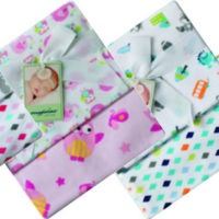 Snuggletime Receivers 2 Pack (Assorted Prints)