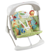 Fisher Price Take Along Rainforest Swing