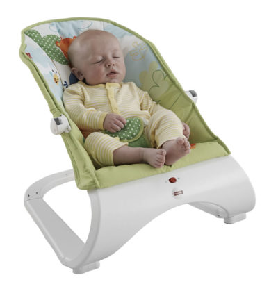 Fisher Price New Fashion Rainforest Bouncer