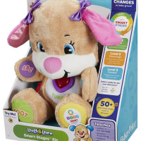 "Fisher Price Puppy Smart Stages ""Girl"""