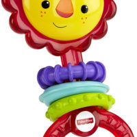 Fisher Price Lion Dumbbell