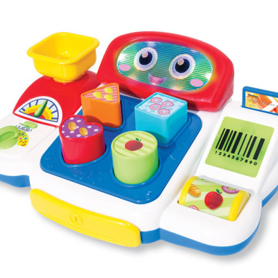 Winfun Shape Sorter Cash Register