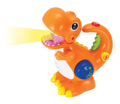 Winfun Voice Changing Dinosaur with Flash