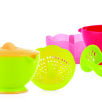 Nuby Garden Fresh Steam 'n Feed Bowl