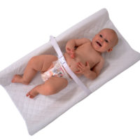 Snuggletime PVC AfterBath Mattress Extra Length