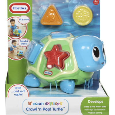 Little Tikes Sort 'n Go Sea Turtle