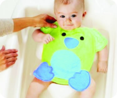 Snuggletime Cozy Bath (Assorted) - 'Green'
