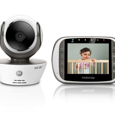 Motorola MBP853 Digital Video Monitor & Wifi
