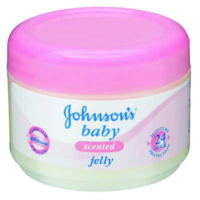 Johnson's Baby Jelly Lightly Fragranced 100ml