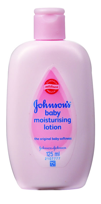Johnson's Baby Moisurising Lotion 125ml