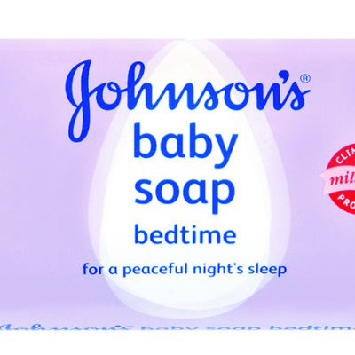 Johnson's Baby Soap Bedtime 100g