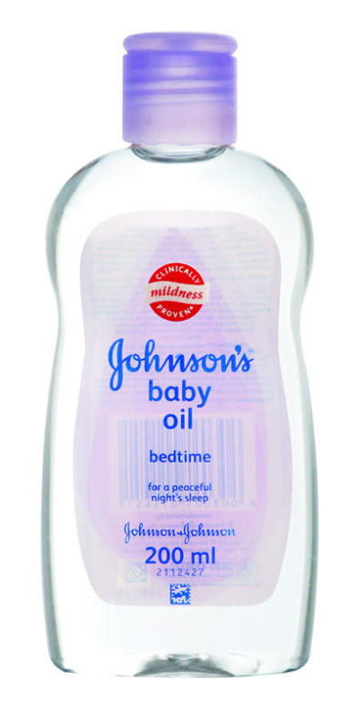 Johnson's Baby Oil Bedtime 200ml