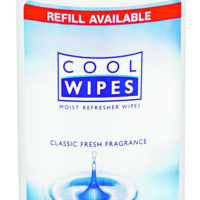 Cherubs Cool Wipes Regular 70's