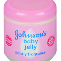 Johnson's Baby Jelly Lightly Fragranced 500ml