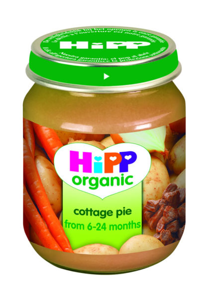 Hipp Cottage Pie 125g