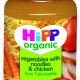 Hipp Noodles with Vegetables & Chicken 190g