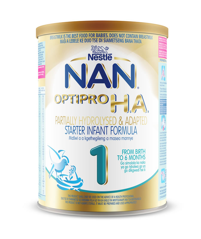 Nestle Nan HA 1 – 800g – Baby City