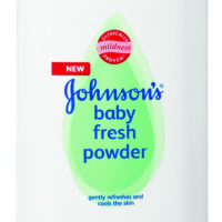 Johnson's Baby Fresh Powder 200g
