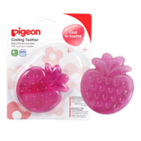 Pigeon Cooling Teether Strawberry