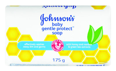 Johnson's Baby Gentle Protect® Soap 175g