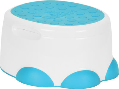 Bumbo Step n Potty - Blue