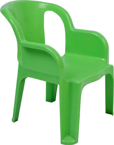 "Jolly Tuff Tots Chair ""Tropical Green"""