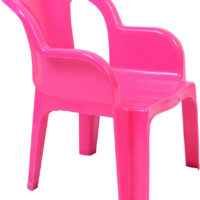 "Jolly Tuff Tots Chair ""Tropical Cerrise"""