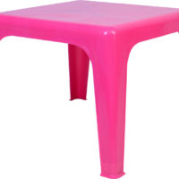 "Jolly Tuff Tots Table ""Tropical Cerrise"""