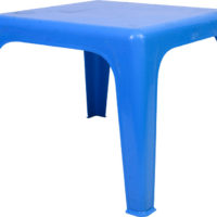 "Jolly Tuff Tots Table ""Bubble Blue"""