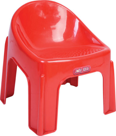 "Jolly Groovy Chair ""Red"""