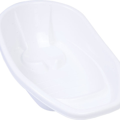 "Jolly Baby Bath With Seat ""White"""