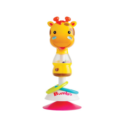 Bumbo Suction Toy - Giraffe