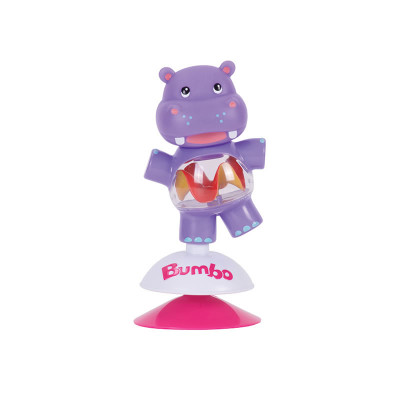 Bumbo Suction Toy - Hippo