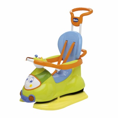 Chicco Quattro Sit 'n Ride - Green (9m+)