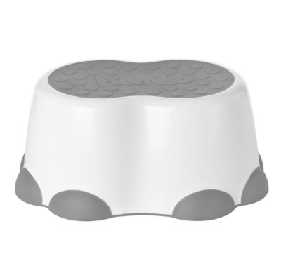 Bumbo Step Stool - Cool Grey