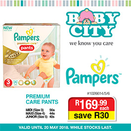 Baby City | We know you care