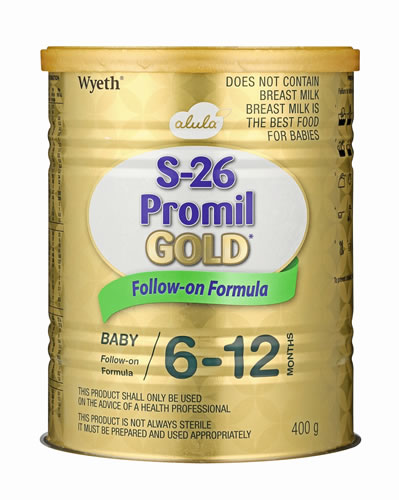 S-26 Promil Gold 2 400g