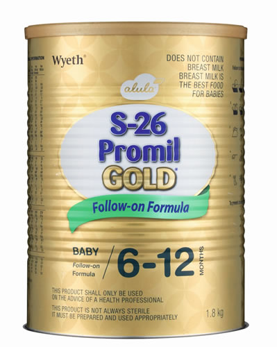S-26 Promil Gold 2 - 1.8kg