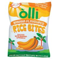 Olli Banana Rice Bites