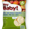 Hey Baby Apple & Mango Mini Rice Cakes