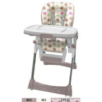 JUST BABY HAPPY MEAL HIGH CHAIR UNIVERSAL