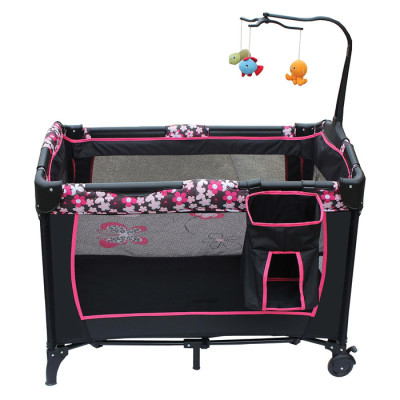 JUST BABY PLAY PEN GIRL BUTTERFLY