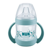 NUK Nature Sense Learner Bottle 150ml - Green